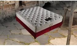 Royal Coil Claremont Latex - luksusowy materac kieszonkowy z lateksem