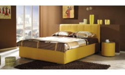 Afrodyta A+B łóżko tapicerowane polskiej firmy New Elegance
