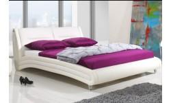 Calgary piękne łóżko tapicerowane polskiej firmy New Elegance