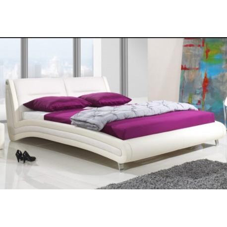 Łóżko tapicerowane Calgary polskiej firmy New Elegance