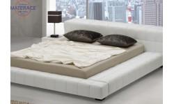 Cube 2 piękne łóżko tapicerowane polskiej firmy New Elegance