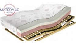 Medivis Lux LXI Tencel 160x200 materac piankowy ostatnia sztuka