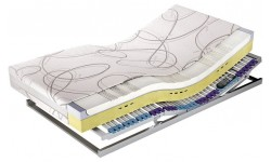 Medivis Lux Komfort 25 160x200 Kaszmir materac piankowy